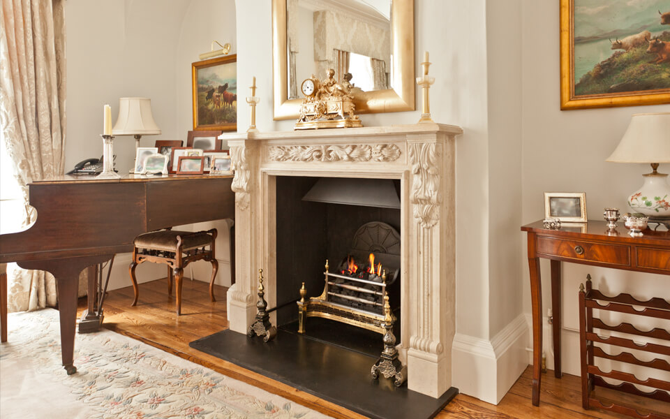 Versaille surround from the Bespoke Fireplaces Gallery