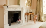 Versaille Limestone Fire Surround