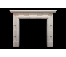 Goodwood Limestone Fire Surround