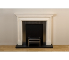Bolection Limestone Fire Surround