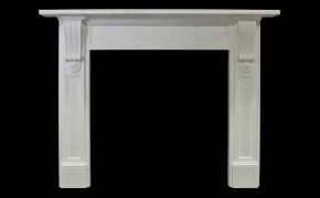 Clarence Marble Fire Surround