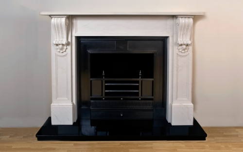 William IV Marble Fire Surround