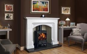 Rutland Limestone Fire Surround