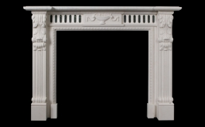 Cavendish Marble Fireplace