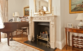 Versaille Fireplace