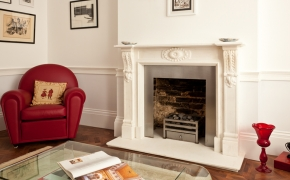York Marble Fire Surround