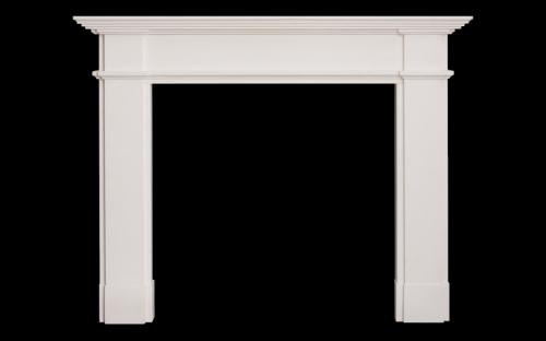 Ascot Limestone Fireplace