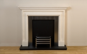 We have limestone fireplaces and fire surrounds that are in stock or can be made to your design. Beautiful