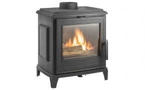 Invicta Sedan S Cast Iron Stove – Anthracite