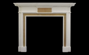 Athenian Fireplace