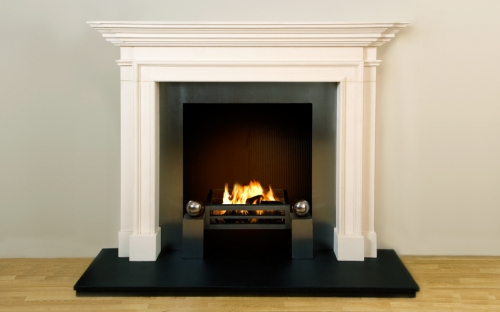 Blenheim Limestone Fire Surround