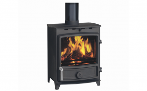 FDC5 Wide Multifuel Stove
