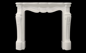 Etoile Marble Fire Surround