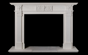 Cumberland Marble Fireplace
