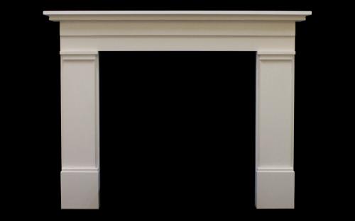 Camberley Limestone Fireplace