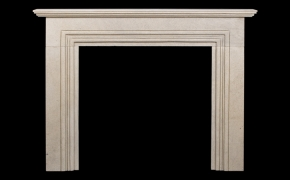 Hartington Limestone Fireplace