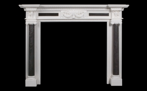 Grosvenor Marble Fireplace