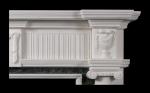 Northumberland Marble Fireplace