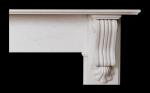 Victorian Corbel in marble