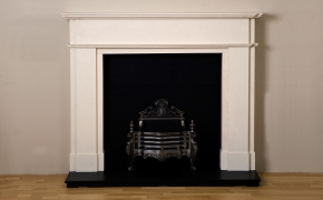 Castille Limestone Fire Surround